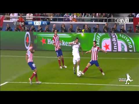 Final liga champion 2014 Real Madrid vs Atletico Madrid 4 - 1