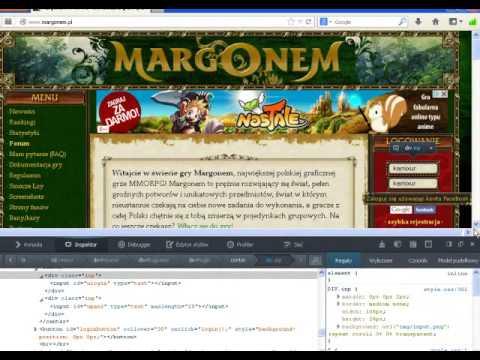 Margonem-Jak się włamać na konto [v2.0] dla zielonych