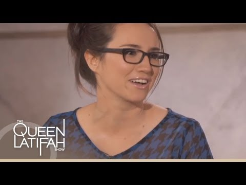 """""""I Quit"""" Girl Gets an Offer on The Queen Latifah Show"""
