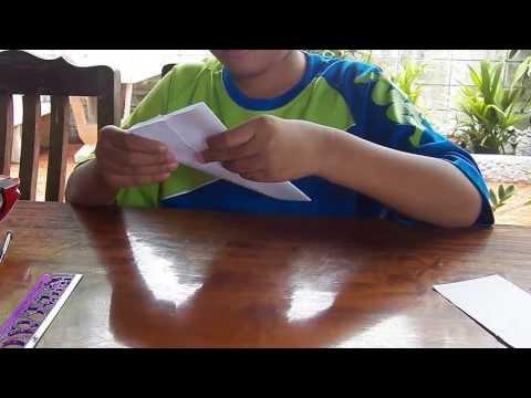 การพับกระดาษเป็นรูปหัวใจมี�