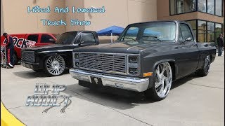 WhipAddict: Lifted And Lowered Truck Show, Custom Trucks, Classic Trucks, Lifted Trucks