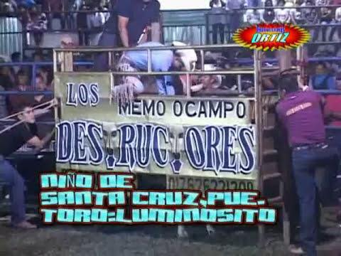 Los Destructores en Anenecuilco, Mor. 2011 (Que Pesimos jinetes)