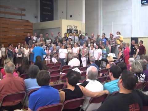 Denver Lutheran High School Closing Service Benediction