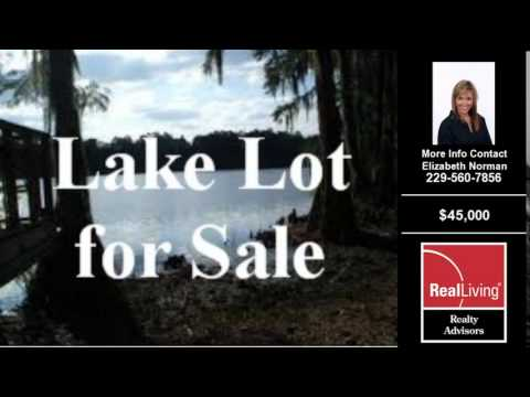Land For Sale Lake Park Ga $45000 Lake Park Ga Elizabeth Norman