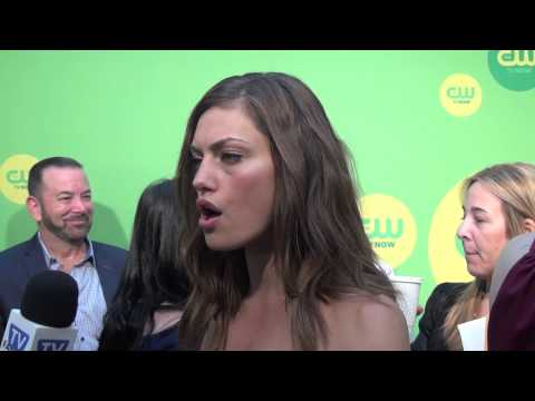 Phoebe Tonkin - The Originals - 2013 CW Upfronts