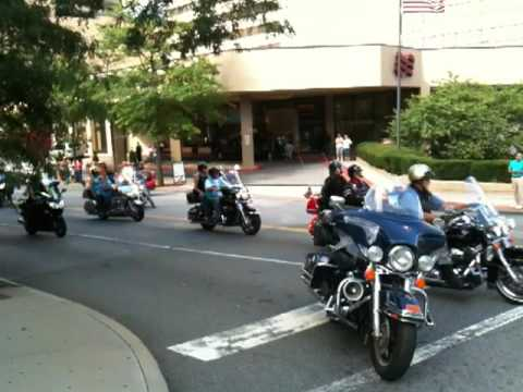 Blue Knights Motorcycle Club in White Plains, NY