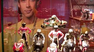 valentino rossi  hd video of my moto gp and rossi models,mainly minichamps,but so much more to see!