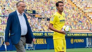 """Parejo: """"Entiendo el fútbol igual que el Villarreal"""""""