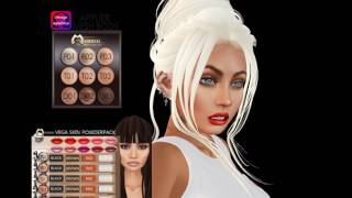 ReadMeri Catwa Powder Pack May Modish Skins Second Life