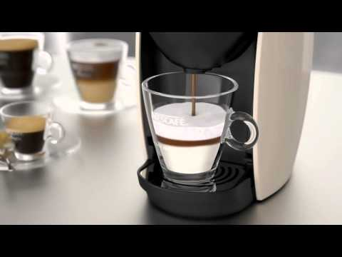 NESCAFÉ Alegria A510 - Latte Preparation