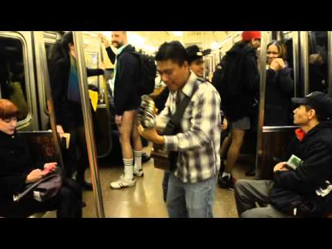No Pants Subway Ride 2012 Music Videos