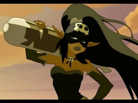 Wakfu MMO HD Release Date - February 2012 HD game trailer - PC