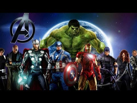 The Avengers   Marvel Superhero Movie Review - Totally Rad Show