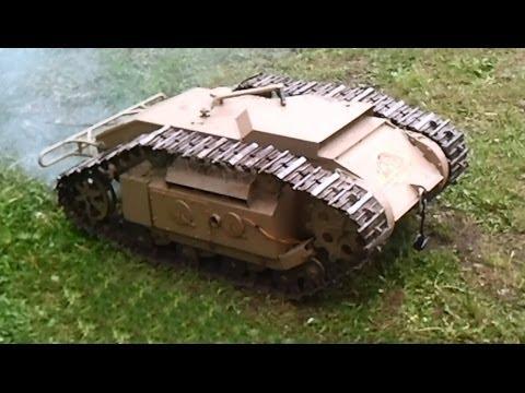 WW2 - Goliath (Leichter Ladungsträger Sd.Kfz.302, 303)