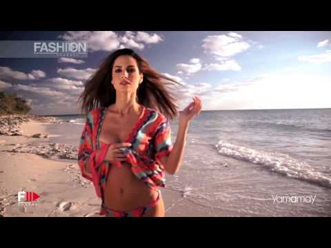 ARIADNE ARTILES for YAMAMAY ADV Campaign by Fashion Channel