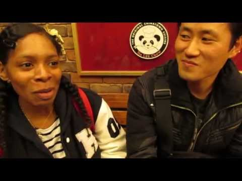 Blasian Couple Love Story! A Black woman and an Asian man (AMBF)