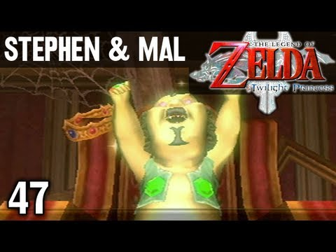 Stephen & Mal: Zelda Twilight Princess #47