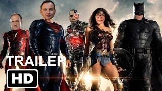 Sejm Sprawiedliwych - Official Teaser Trailer 2016 PL [Parodia Justice League]