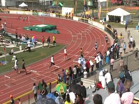 2012 Men&#039;s Shamrock Invite 400H (H2)
