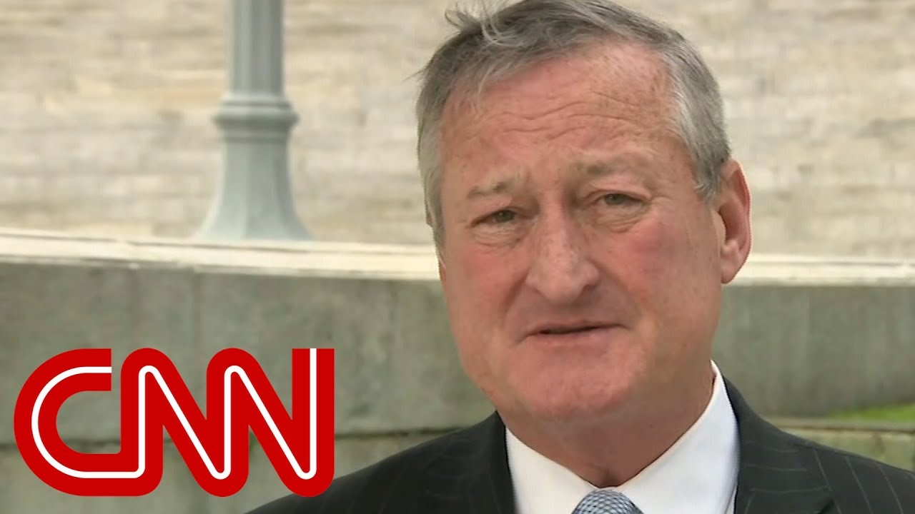 Philadelphia Mayor: Sarah Sanders lies every day