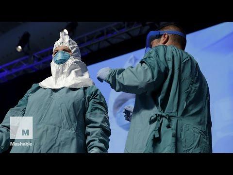 Ebola Gear: 30 Steps Nurses Must Take | Mashable