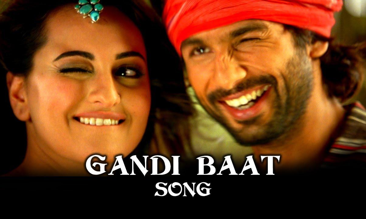 R Rajkumar Shahid Kapoor Gandi Baat Song ft. Sh...