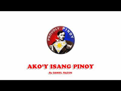 Ako'y Isang Pinoy (music) video