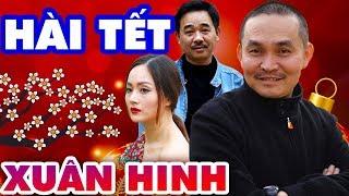 Có lẽ đây là phim hài hay nhất của Xuân Hinh và Quốc Khanh vai Ngọc Hoàng trong Táo Quân 2019
