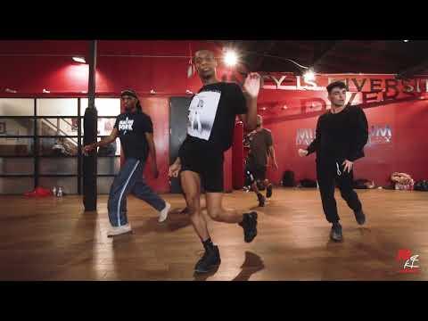 Baila Esta Cumbia 2dlqtz Jersey Club Remix By Selena I Choreography By Miguel Zarate