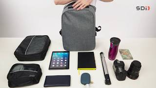 Smart 'inGreed' backpack