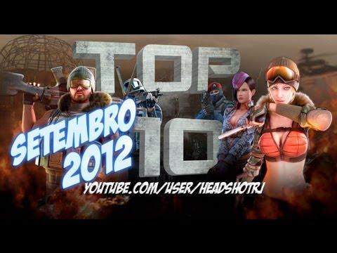 TOP 10 #PointBlank Brasil - Setembro