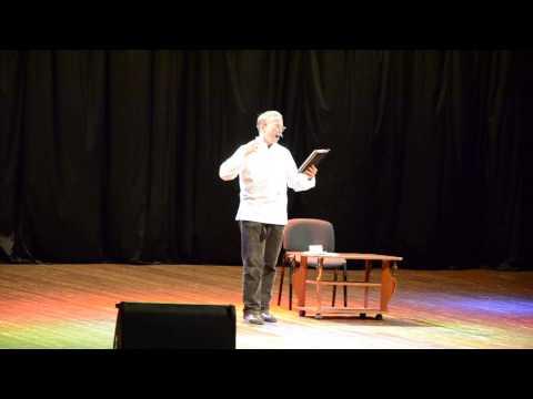 Иван Охлобыстин в Белгороде 10.09.2013