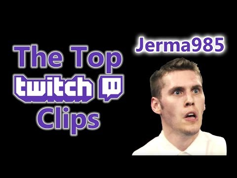 [T3C] The Top Twitch Clips of Jerma985