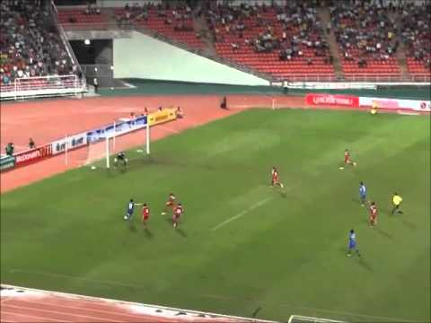 THAILAND  VS  OMAN   2014 World Cup Qualifiers