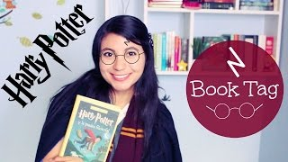 Harry Potter Book tag  | en español  (Sin Spoilers)