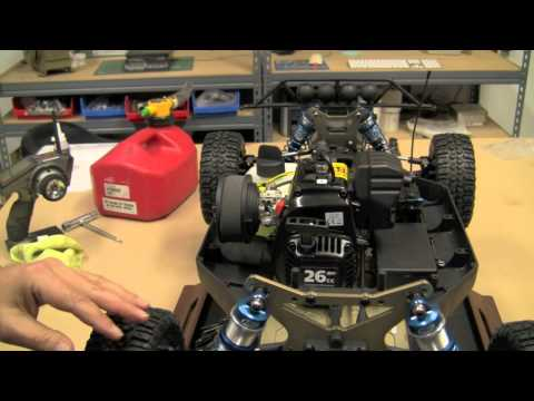 Losi 5ive Setup Guide #5