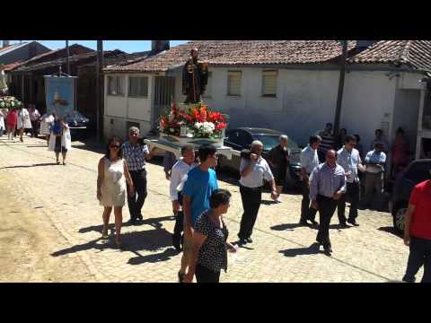 Festa da aldeia de Sao Juliao , Bragan�a