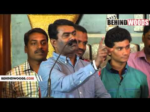 NAGARAJA CHOLAN MA MLA AUDIO LAUNCH MANIVANNAN SEEMAN SATHYARAJ PART-9a- BEHINDWOODS.COM