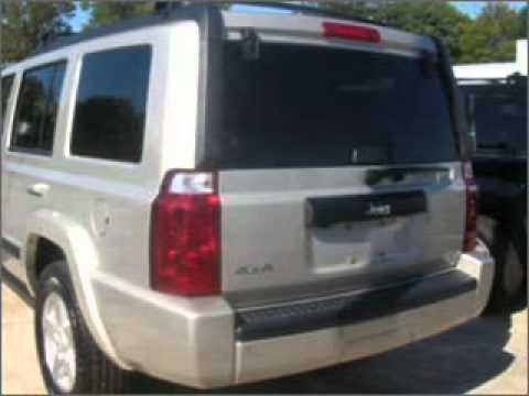 2008 Jeep Commander - Clinton Township Mi Used Cars