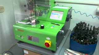 Eps 118 Eps 205 eps 708 test table injector krugerq stufe 3