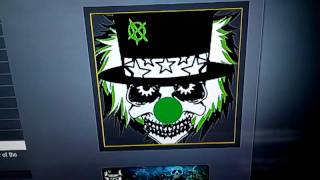 Black ops emblem  CLOWN(PAYASO)