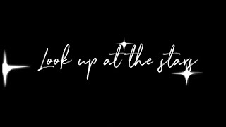 Shawn Mendes - Look Up At The Stars