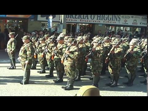 Descargas Juramento a la Bandera Regimiento Granaderos Quillota 2011