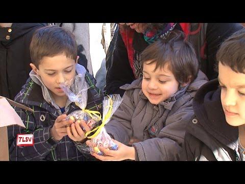 Luçon : 4000 œufs distribués pour Pâques