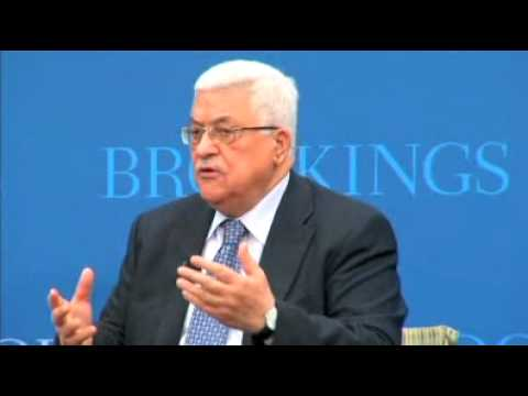 Mahmoud Abbas: External Pressures On the Peace Process