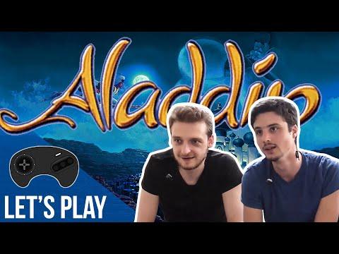 Run Aladdin (FR) (Megadrive) thumbnail