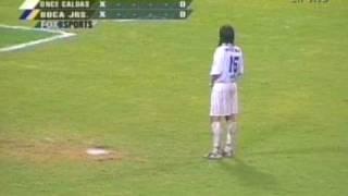 Copa Libertadores 2004: Once Caldas - Boca Juniors