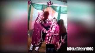 Funny Indian wedding Varmala Jaimala Video   Funny Video