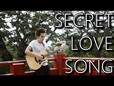 Secret Love Song - Little Mix Ft. Jason Derulo (fingerstyle Guitar Cover + Tabs)