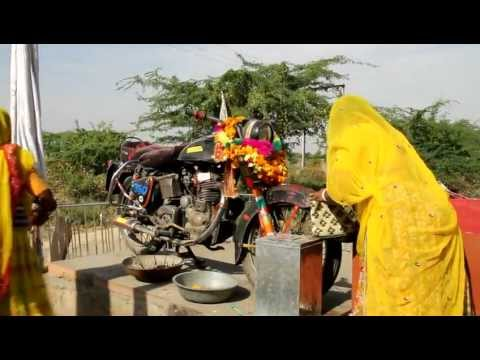 Om Banna Temple video